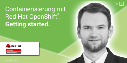 Bild Blogbeitrag: Kubernetes – getting started mit OpenShift