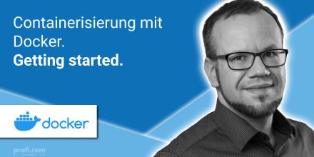 Bild Blogbeitrag: Docker – getting started