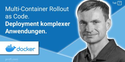 Bild Blogbeitrag: Multi-Container Rollout as Code