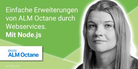 Bild Blogbeitrag: ALM Octane Webservice mit Node.js