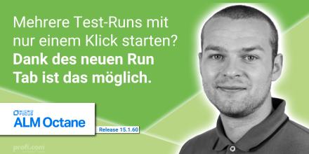 Bild Blogbeitrag: Micro Focus ALM Octane 15.1.60 – what's new?