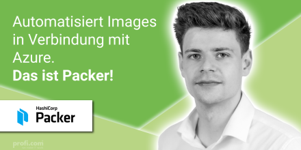 Bild Blogbeitrag: Getting Started with Packer and Azure