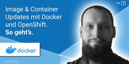 Bild Blogbeitrag: Image und Container Updates
